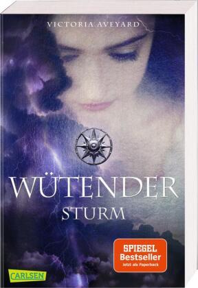 Wütender Sturm