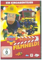 Feuerwehrman Sam - Plötzlich Filmheld, 1 DVD Cover