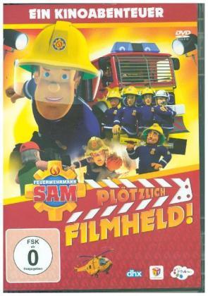 Feuerwehrman Sam - Plötzlich Filmheld, 1 DVD