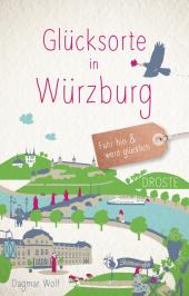 Glücksorte in Würzburg Cover
