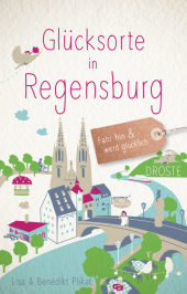 Glücksorte in Regensburg Cover