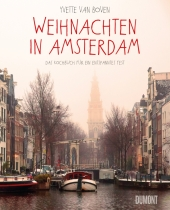 Weihnachten in Amsterdam Cover