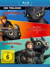 Drachenzähmen leicht gemacht 1 - 3 Movie Collection, 3 Blu-ray