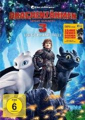 Drachenzähmen leicht gemacht 3: Die geheime Welt, 1 DVD Cover