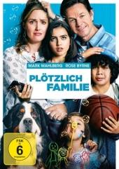 Plötzlich Familie, 1 DVD Cover