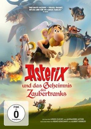 Asterix und das Geheimnis des Zaubertranks, 1 DVD