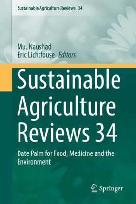 Sustainable Agriculture Reviews 34