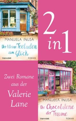 Valerie Lane - Der kleine Teeladen zum Glück / Die Chocolaterie der Träume