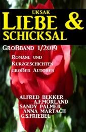 Uksak Liebe & Schicksal Großband 1/2019 - Romane und Kurzgeschichten großer Autoren