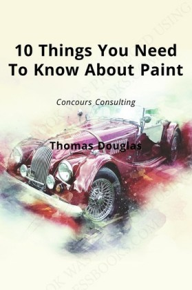 10 Things You Need To Know About Paint
