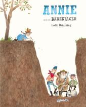 ANNIE und die Bärenjäger Cover
