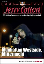 Jerry Cotton Sonder-Edition 105 - Krimi-Serie