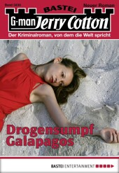 Jerry Cotton 3230 - Krimi-Serie