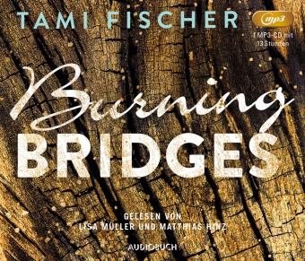 Burning Bridges, 1 MP3-CD