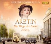 Die Ärztin: Die Wege der Liebe, 1 MP3-CD Cover