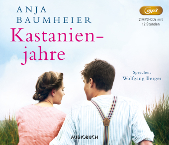 Kastanienjahre, 2 MP3-CD
