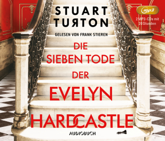 Die sieben Tode der Evelyn Hardcastle, 2 MP3-CD