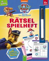 Paw Patrol - Rätselspielheft