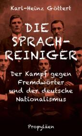 Die Sprachreiniger Cover