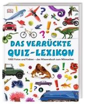 Das verrückte Quiz-Lexikon Cover