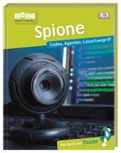memo Wissen entdecken - Spione Cover