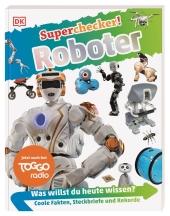 Superchecker! - Roboter Cover