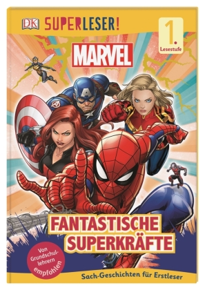 Superleser! MARVEL Fantastische Superkräfte