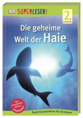 Superleser! Die geheime Welt der Haie Cover
