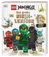 LEGO® NINJAGO® Das große Ninja-Lexikon Cover