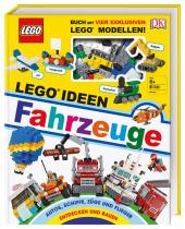 LEGO Ideen Fahrzeuge Cover