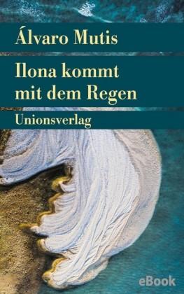 Ilona kommt mit dem Regen