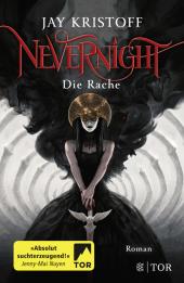 Nevernight - Die Rache Cover