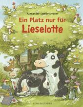 Ein Platz nur für Lieselotte Cover