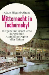Mitternacht in Tschernobyl Cover