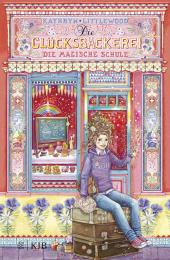 Die Glücksbäckerei - Die magische Schule Cover