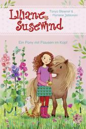 Liliane Susewind - Ein Pony mit Flausen im Kopf Cover