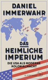 Das heimliche Imperium Cover