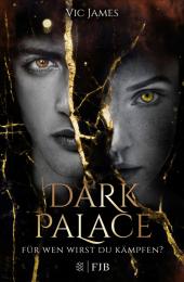 Dark Palace - Für wen wirst du kämpfen? Cover