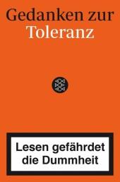 Lesen gefährdet die Dummheit - Gedanken zur Toleranz