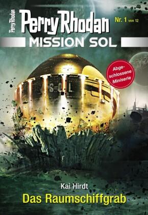 Mission SOL 1: Das Raumschiffgrab