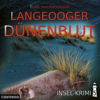 Insel-Krimi - Langeooger Dünenblut, 1 Audio-CD