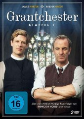 Grantchester, 2 DVDs Cover