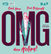 OMG, diese Aisling!, 1 MP3-CD Cover