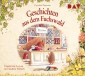 Geschichten aus dem Fuchswald, 1 Audio-CD Cover