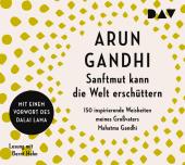 Sanftmut kann die Welt erschüttern, 2 Audio-CDs Cover