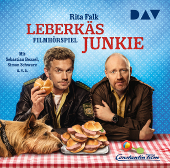 Leberkäsjunkie, 1 Audio-CD
