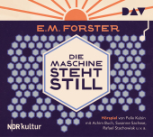 Die Maschine steht still, 1 Audio-CD Cover
