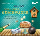Guglhupfgeschwader. Der zehnte Fall für den Eberhofer Ein Provinzkrimi, 6 Audio-CDs Cover