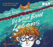 Die beste Bahn meines Lebens, 3 Audio-CDs Cover