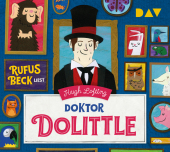 Doktor Dolittle, 2 Audio-CDs Cover